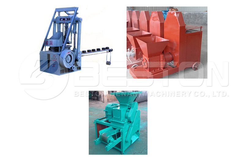 Briquette Charcoal Making Machine