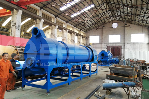 Charcoal Production Equipment