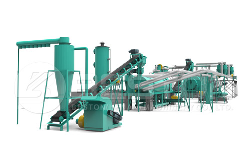 Charcoal Production Machine