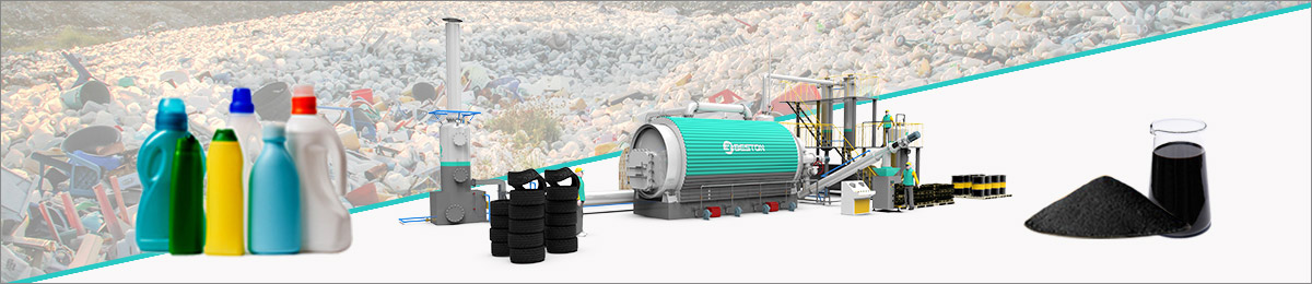 Waste Plastic Pyrolysis Plant for Sale - Fair Price | Cost - Buy Now