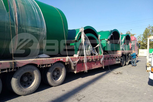 Plastic to Diesel Machine for Sale in Canada