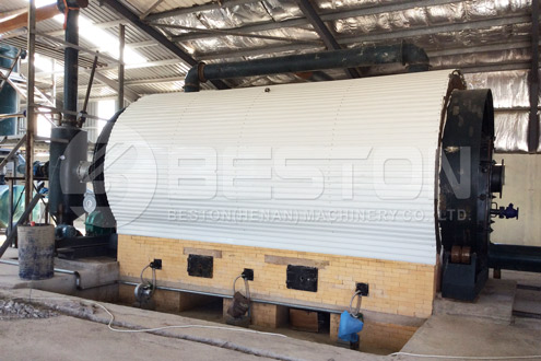 Beston Plastic to Oil Conversion Machine for Sale