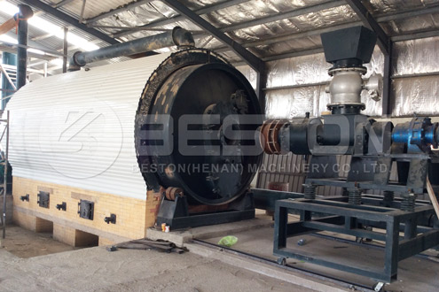 Beston Plastic to Oil Machine for Sale