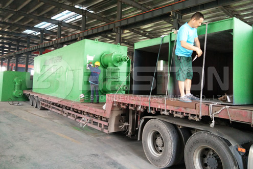 Waste Plastic to Diesel Plant for Sale in Romania