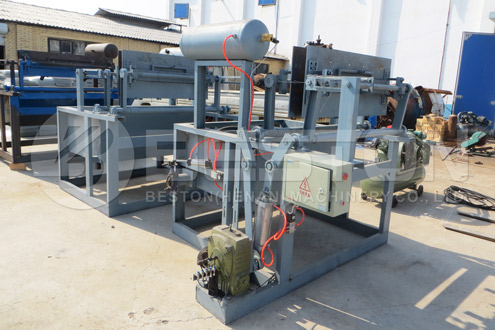 BTF-1-4 Paper Pulp Moulding Machine