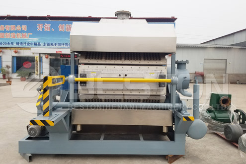 BTF-4-8 Egg Box Making Machine