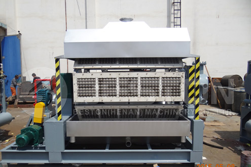 BTF-5-8 Egg Crate Machine