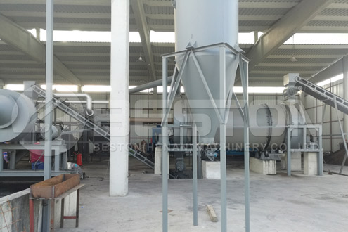 Application of Rice Husk Charcoal Making Machine