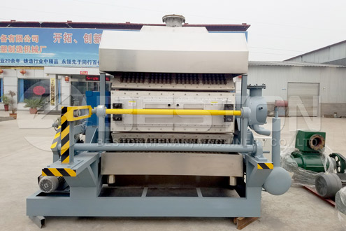 Egg Tray Manufacturing Equipment