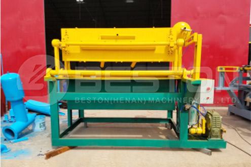 BTF-1-3 Paper Pulp Molding Machine