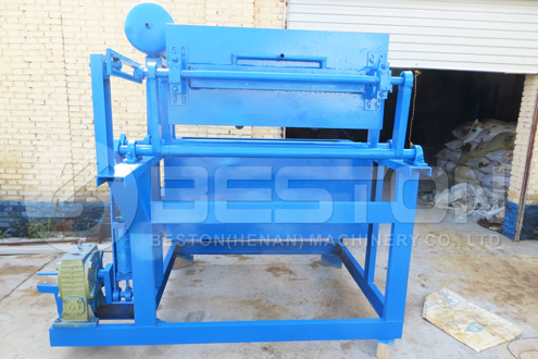Paper Egg Crate Making Machine