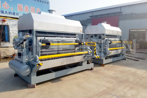 Beston Paper Egg Tray Making Machine for Sale