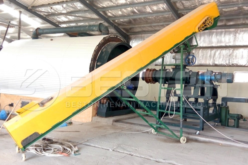 Continuous Tyre Pyrolysis Plant | Continuous Pyrolysis Plant Manufacturer