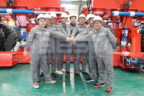 Beston After-sale Group