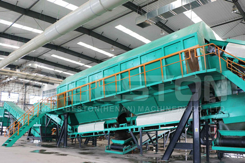 Popularity of Beston Waste Management Sorter
