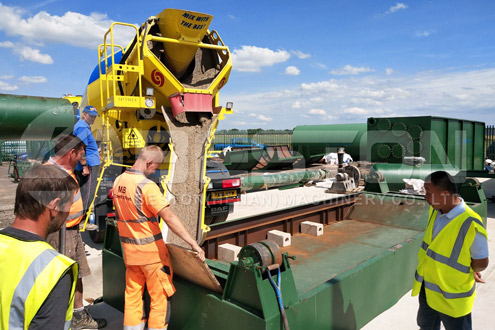 Waste Tire Pyrolysis Plant Installed in England