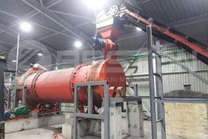 Wood Charcoal Making Machine in Ukraine
