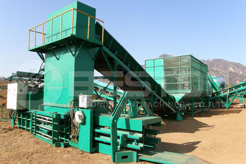 Municipal Solid Waste Management Equipment for Sale