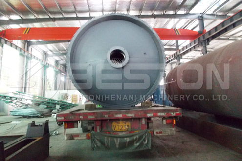 Pyrolysis Plant for Sale