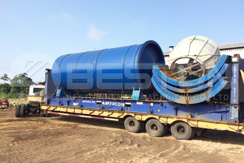 Oil Sludge Pyrolysis Equipment