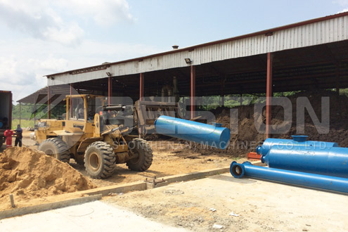 Oil Sludge Recycling Pyrolysis Plant