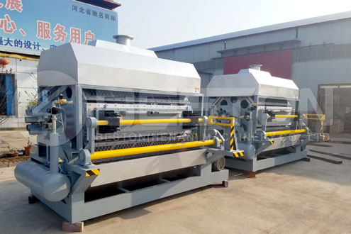 Paper Tray Machine