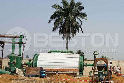 Waste Pyrolysis Equipment