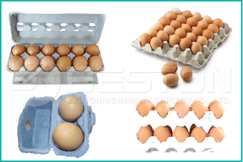 Making Different Egg Cartons